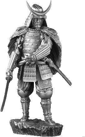 16th Century Samurai - Les Etains Du Graal