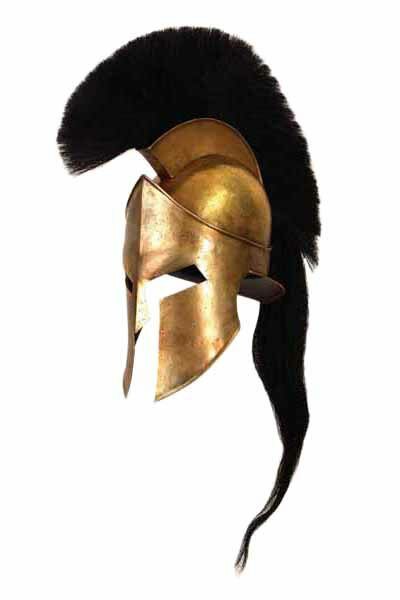 300 Spartan King Leonidas Helmet