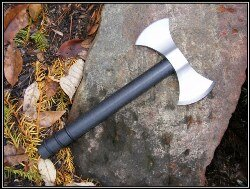 American Tomahawk Nessmuk Tactical Axe (FKDBLB)