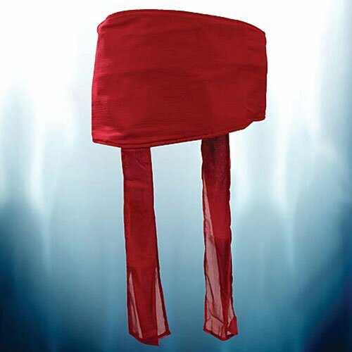 Assassins Creed Red Sash Belt