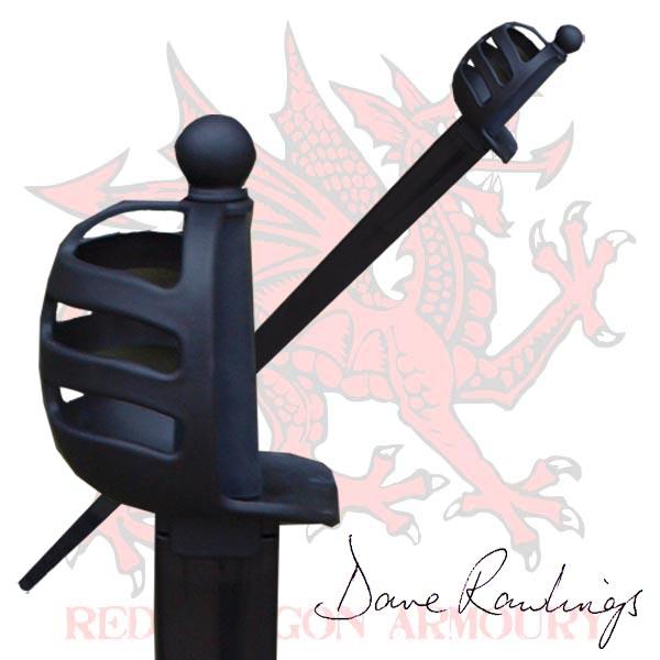 Basket Hilt Xtreme Sparring Sword