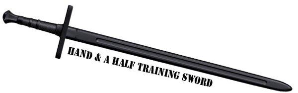 Boken Cold Steel Hand & A Half Training Sword