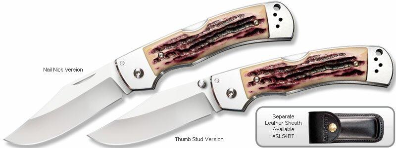 Cold Steel Mackinac Hunter Thumb Stud Version