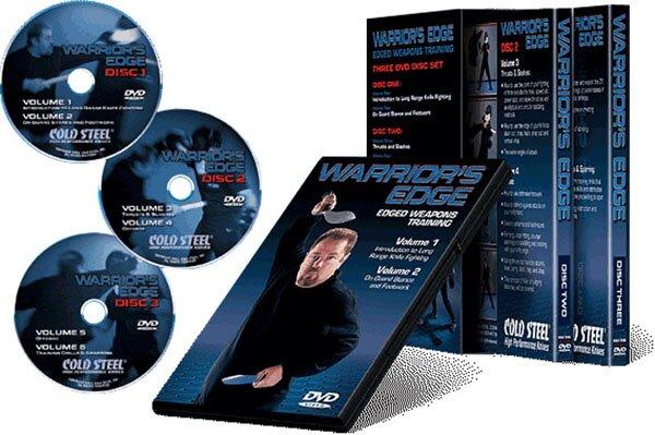 DVD Cold Steel Warrior's Edge