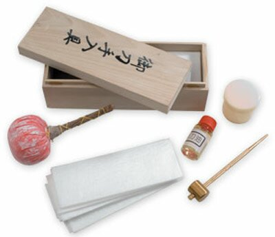 Deluxe Japanese Sword Care Kit