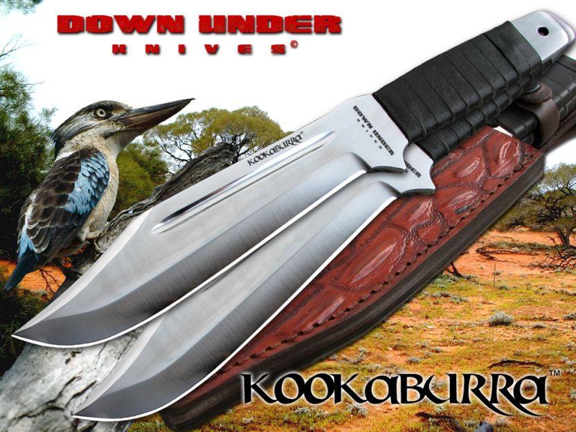 Down Under Knife The Kookaburra