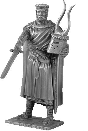 Figure Bedivere - Knights of the Round Table - Les Etains Du Graal