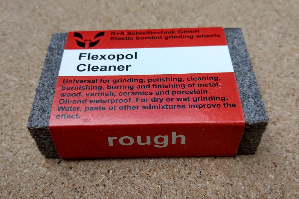 Flexopol Cleaner Rough - grinding rubber