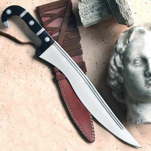 Greek Kopis Sword