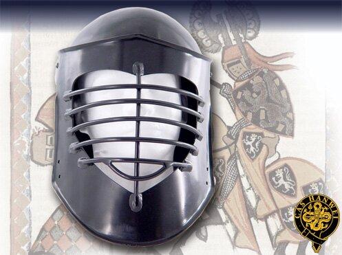 Hanwei Combat Helmet (Hinged Faceplate)