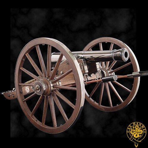 Hanwei 1841 6-Pdr Cannon