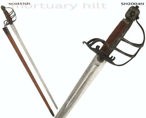 Hanwei Mortuary sword (Antiqued)