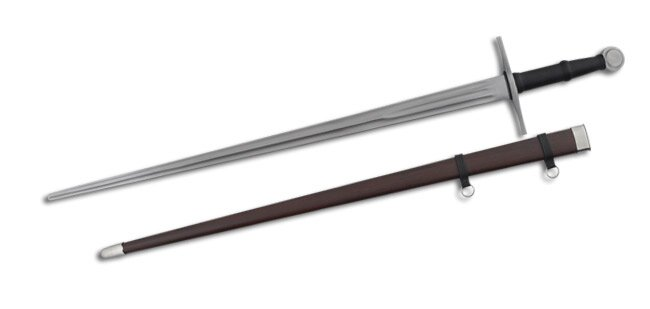 Hanwei Practical Hand-and-a-Half Sword