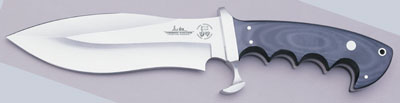 Hibben Alaskan Survival Knife w/Sheath