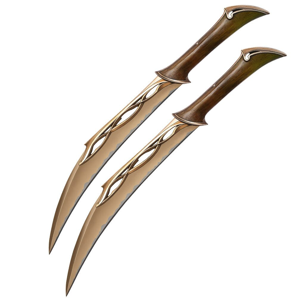 Hobbit - Fighting Knives of Tauriel