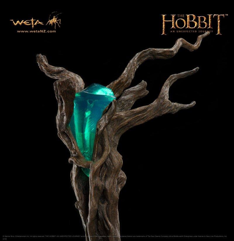 Hobbit - Staff of Radagast the Brown - Weta