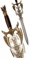 Kit Rae Kilgorin ''Sword of Darkness'' (KR1239)