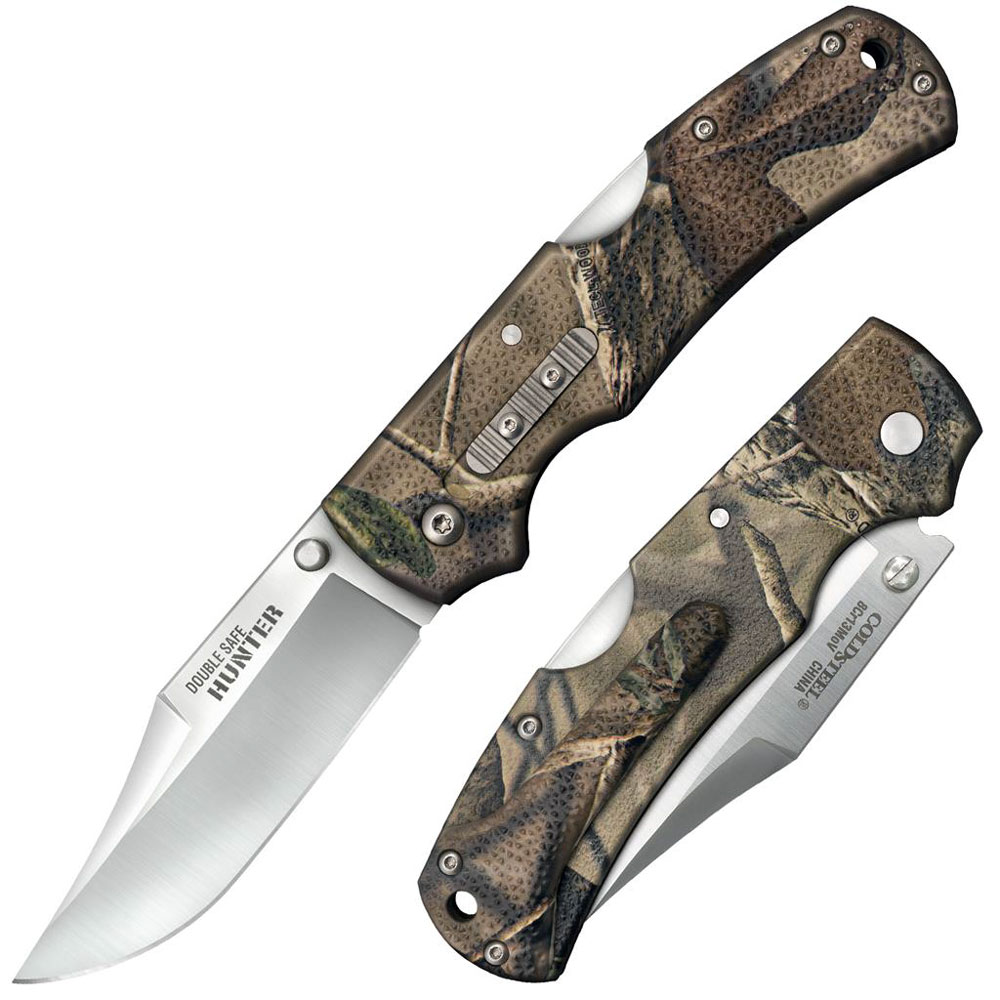 Knife Cold Steel Double Safe Hunter