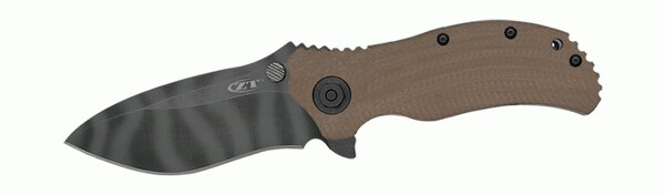 Knife - Zero Tolerance Coyote Brown Folder with SpeedSafe