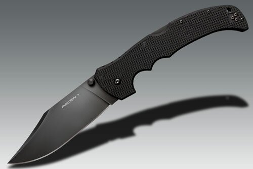 Knife Cold Stee XL RECON 1 Clip Point CTS XHP