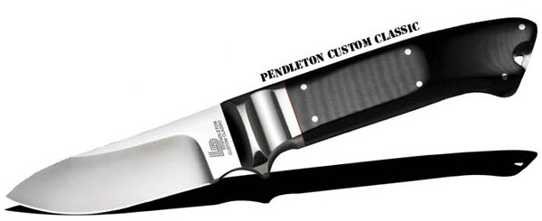 Knife Cold Steel Pendleton Custom Classic
