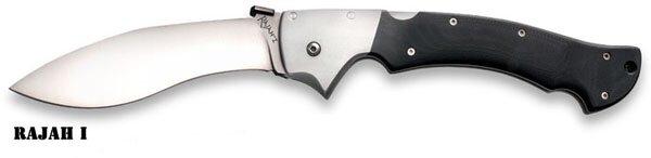 Knife Cold Steel Rajah I