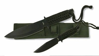 Knife Master Cutlery Military Set