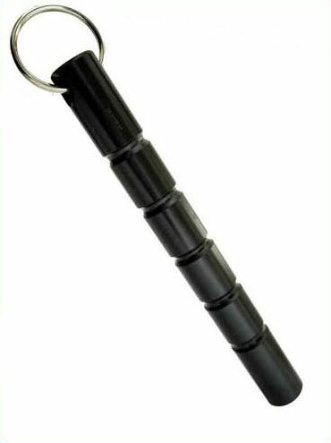 Kubotan Keychain Black 6''