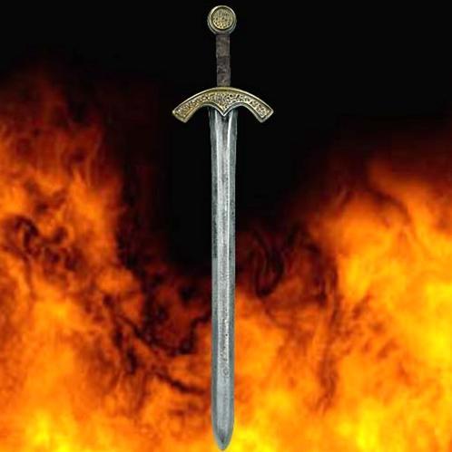LARP Valiant Sword - Latex