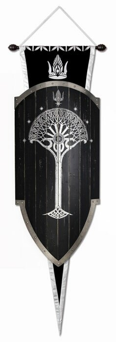 LOTR Limited Edition Second Age Gondorian Shield