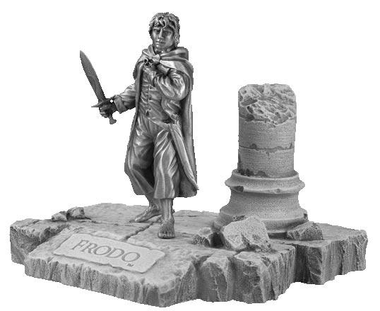 LOTR Frodo Figure - Les Etains Du Graal