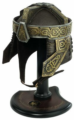 LOTR Limited Edition Helm of Gimli