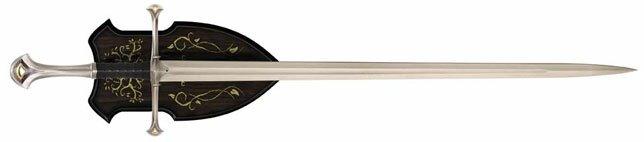 LOTR Narsil Sword