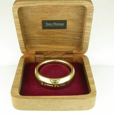 Limited Edition - The Dark Lords Ring