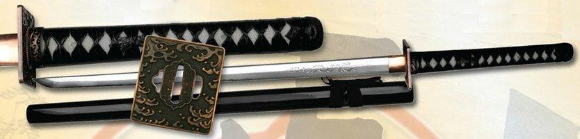 Masahiro Hand Forged Ninja Sword Tsunami
