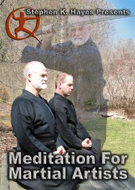Meditation for Martial Artists DVD