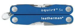 Multitool Leatherman S4 Squirt Blue