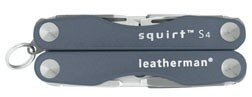 Multitool Leatherman S4 Squirt Gray