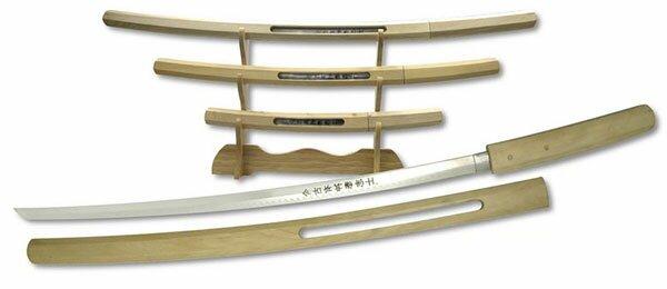 Nature Shirasaya Katana Set of 3