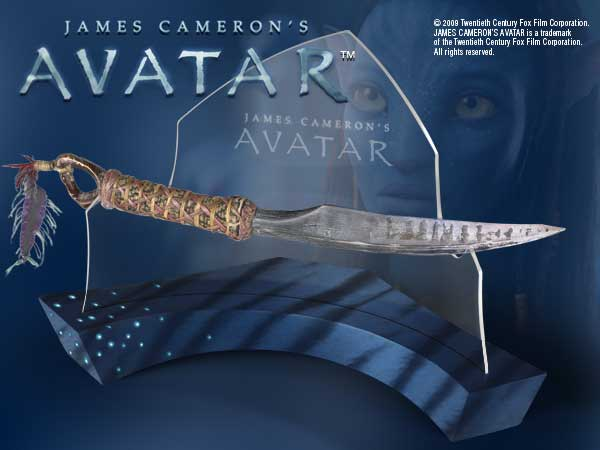 Neytiris Dagger - Avatar movie