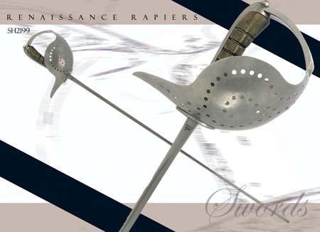 Pecoraro Fencing Sabre