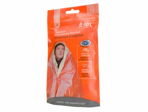 SOL Emergency Blanket Shelter