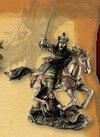 Samurai on horse (PL-421)
