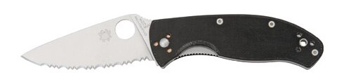 Spyderco Tenacious Spyder Edge Folding Knife