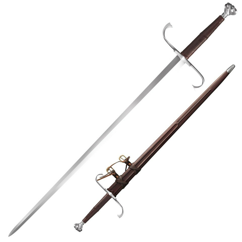 Sword Cold Steel German Long Swor