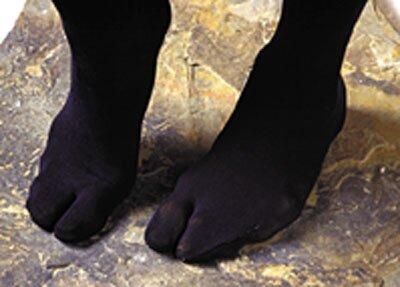 Tabi Socks - Black