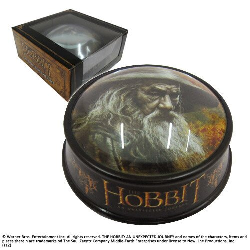 The Hobbit Paperweight Gandalf Noble Collection