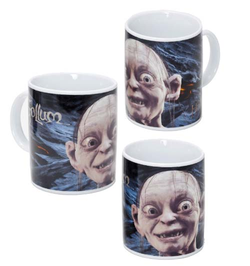 The Hobbit Mug Gollum