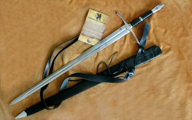 The Ranger - LOTR forged sword
