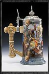World Of Warcraft Epic Collection Steins Alliance United (02013)